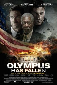 Olympus Has Fallen: The President of 2013 Action Movies